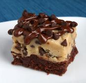 BrownieChocolateChipCookieDough