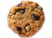 CookieOatmealRaisin